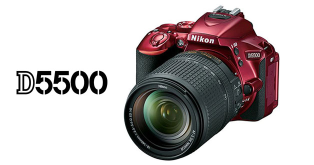 Here are the leaked photos of the new Nikon D5500