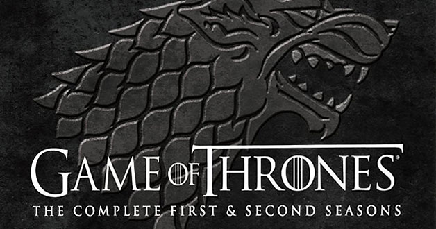 Game of Thrones Complete First & Second Season Blu-ray set now on sale for a limited time
