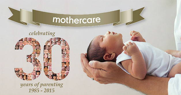 mothercare celebrates 30 years in Singapore with big savings lasting a month