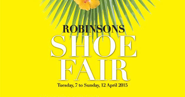2791d45a6 Enjoy up to half-price discounts at Robinsons Shoe Fair   JEM