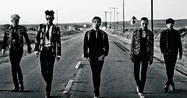 Popular Korean artist group Big Bang 2015 World Tour [Made] tickets opens today