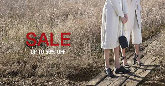 Charles & Keith End of Season Mid-Year Sale 2015 has just started