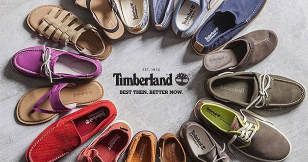 Timberland new Summer Styles shoe collection now available at all stores