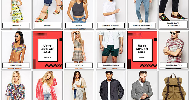 The ASOS Sale is here, up to 50% off top brands storewide