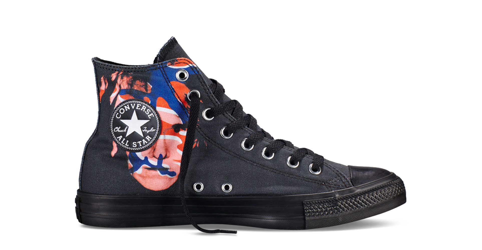 d381776f77b7 Converse launches Chuck Taylor All Star Andy Warhol Collection ...