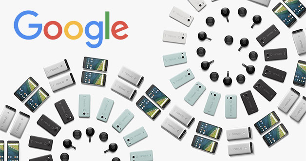Google introduces new Nexus 5X and 6P smartphones plus a bunch of stuff
