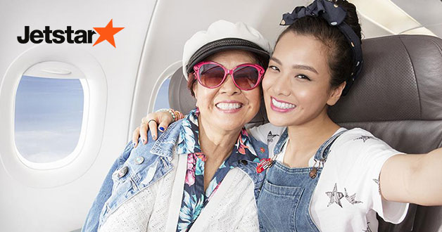 Jetstar 'Take a Friend for FREE' 1-for-1 airfare promotion is back