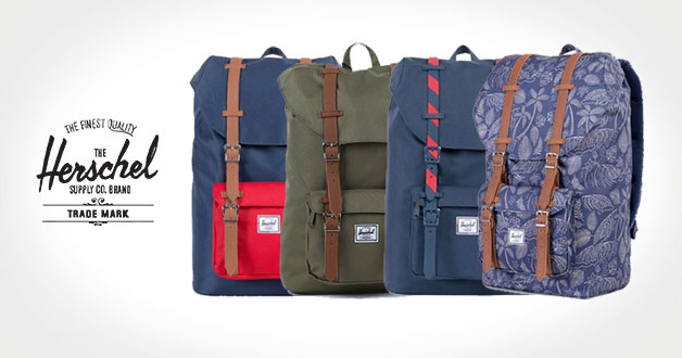 Herschel Supply Co. Little America Backpacks on sale for just $118.90