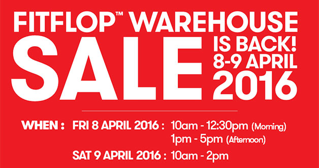 b7b1ca574 The official FitFlop Warehouse Sale is here again