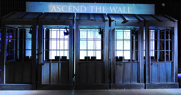 Scale The Wall in Games of Thrones with Oculus Rift at ION Orchard
