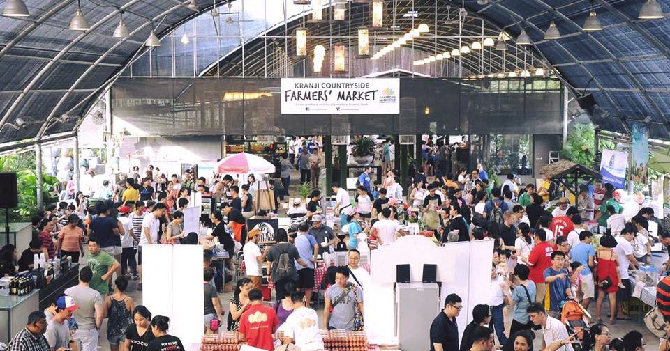 Kranji Countryside Farmers' Market returns for the 7th Edition this June