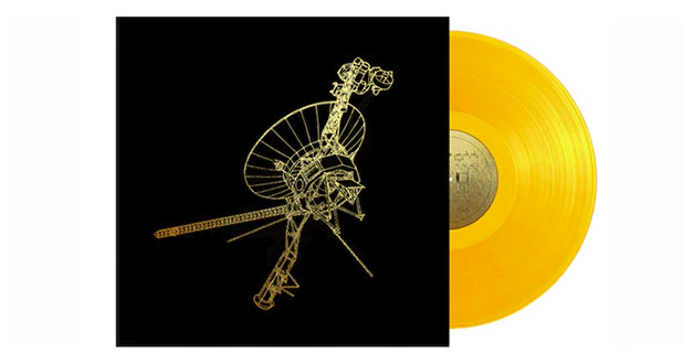 Voyager Golden Record: Own this gift of humanity that was launched into interstellar space