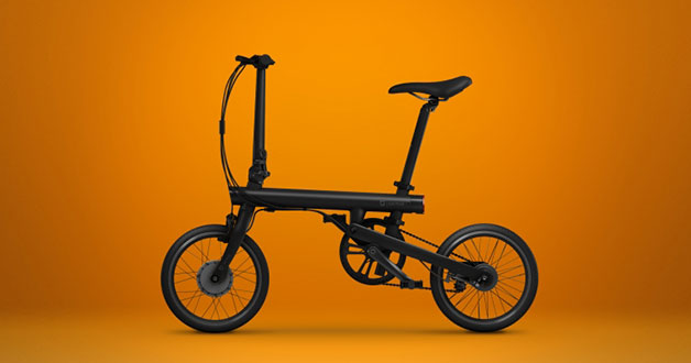 You can now buy Xiaomi QiCYCLE foldable electric bicycle for $799