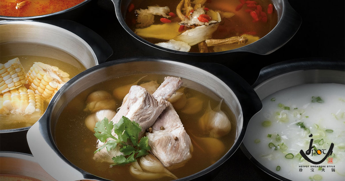 Enjoy JPOT individual hotpot for a fraction less with this discount voucher