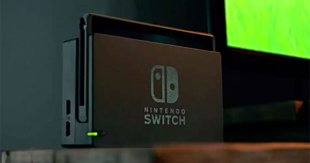 Nintendo Switch is the first gaming console that detaches into a handheld