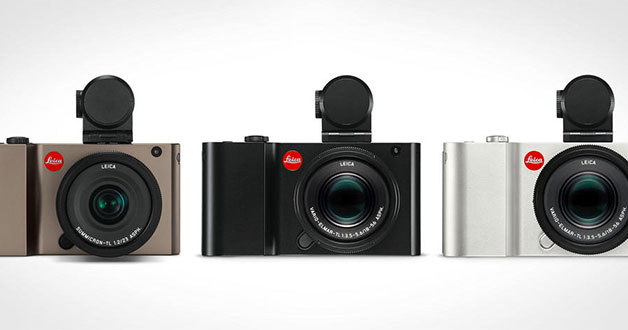Leica TL is the company's latest compact mirrorless camera