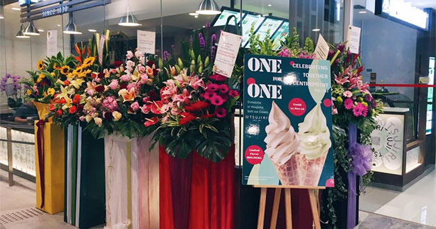 Tsujiri Centrepoint outlet opens with 1-for-1 O-matcha & Houjicha soft ice cream celebration offer