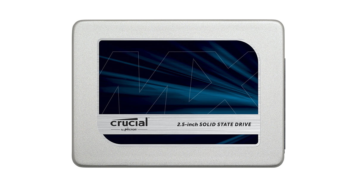 Your disk storage upgrade is here. Buy the Crucial MX300 750GB SSD for only US$99.99 now