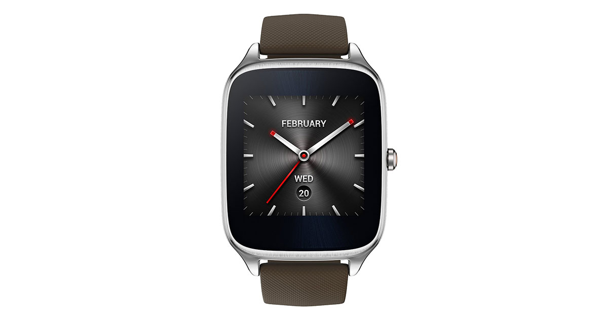 Buy the ASUS ZenWatch 2 for under US$100 for the next 24 hours