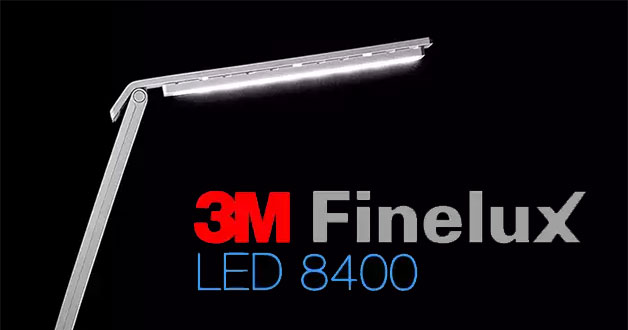 Your eyes protected with 3M Finelux 8400 Polarizing Lamp at just S$79