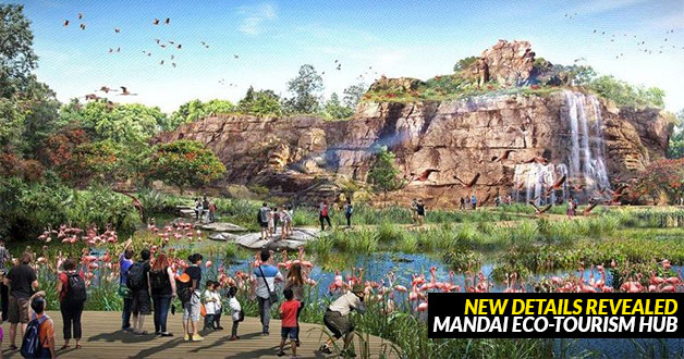 New details on the Mandai Park Project revealed by developer