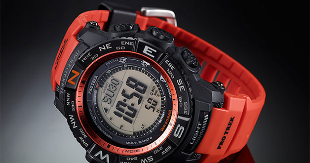 A bunch of Casio ProTrek watches are getting big discounts on Amazon for 24 hours