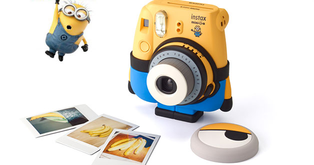 Fujifilm has a 'Minion' Instax camera that will bring fun and laughter to your life