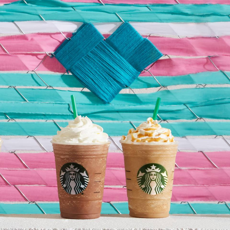 Starbucks 1-for-1 on Venti-sized drinks returns! Simply drop by 3-5pm this week (26 – 30 June)