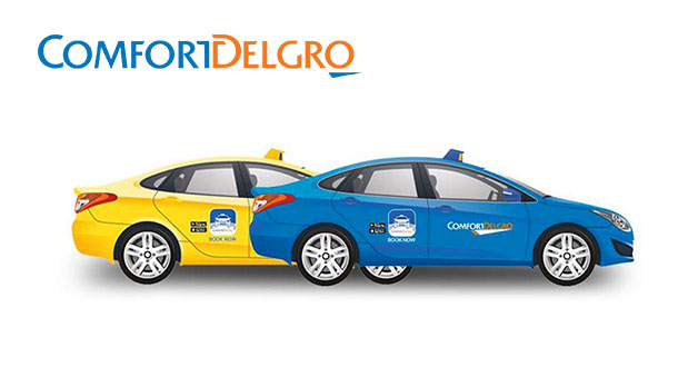 $3 off ComfortDelGro Taxi with Masterpass is back! Enter promo code to enjoy discounts daily