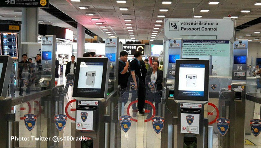 Flying to Bangkok soon? Singaporeans can now use the Auto-Gate at Suvarnabhumi Airport
