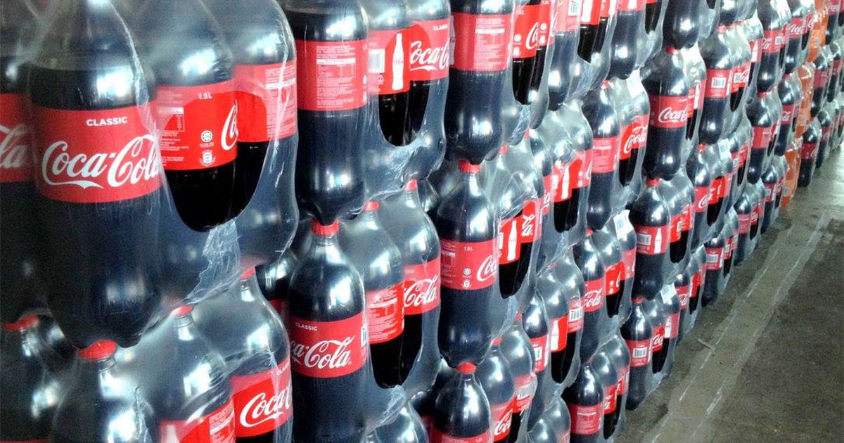 Local bike shop orders 240 bottles of Coke, gets 2,400. Now selling them at $15 per 12-bottle carton