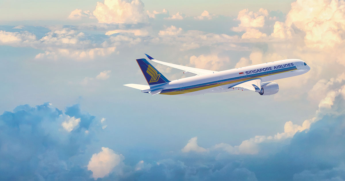 Singapore Airlines latest Two-to-Go & Early Bird Fares with OCBC Cards open for booking till December 15