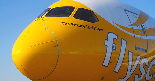 Scoot's New Year Flight Offers takes you to Asia & Australia destinations with fares from S$36