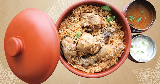 Zaffron Banana Leaf to offer 1-for-1 Dum Biryani at Jurong Point outlet on January 9