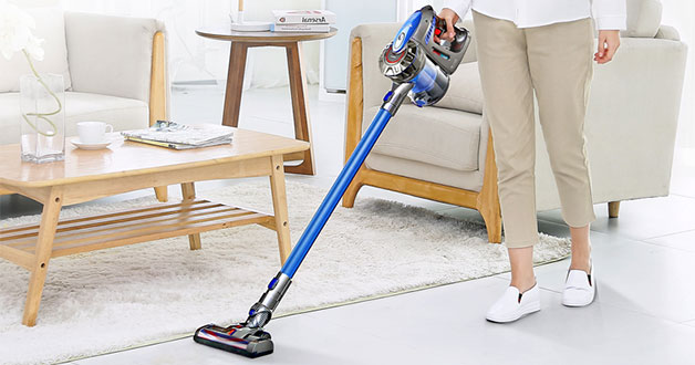 The Proscenic P8 Trojan Cordless Vacuum Cleaner from Taiwan is now selling at just S$120