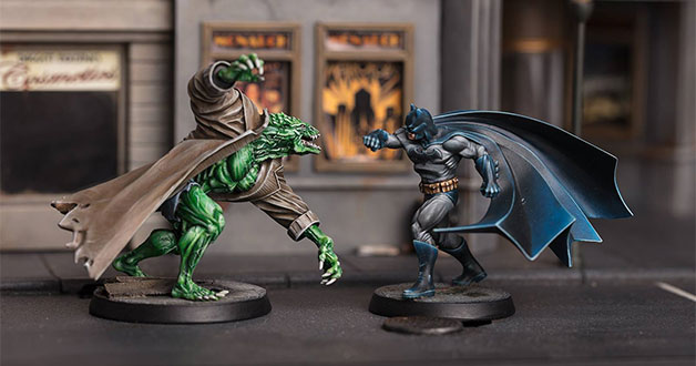 This Kickstarter exclusive boardgame will get you all excited if you are a Batman fan