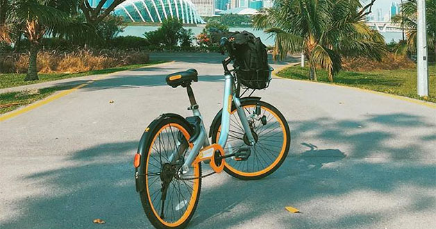 GrabCycle: Ride-booking company Grab to add bike-sharing option in partnership with oBike