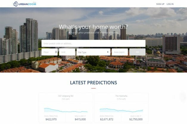 urbanzoom uses artificial intelligence to predict your hdb or