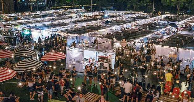 Largest creative market Artbox Singapore set to return in May & June later this year