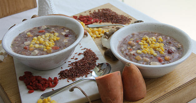 McDonald's goes healthy with new Red Rice Porridge available during breakfast hours