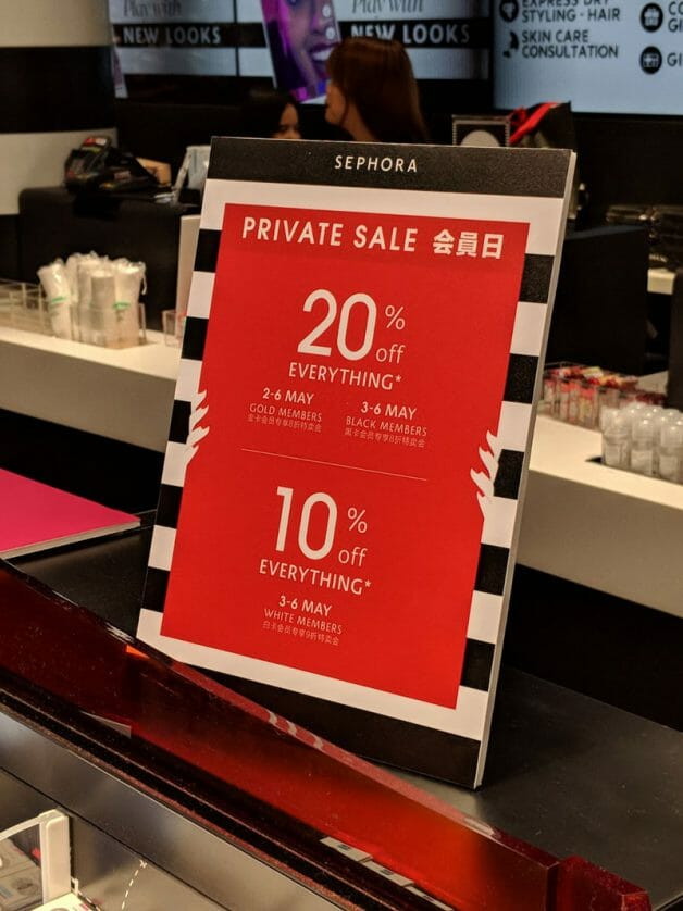 db4136e5f Time to stock up! Sephora is having a 20% Off Storewide Sale from ...