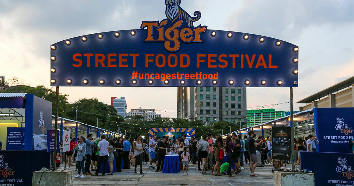 Tiger Street Food Festival returns to Tan Quee Lan St with 15 hawkers and dishes at $2 each