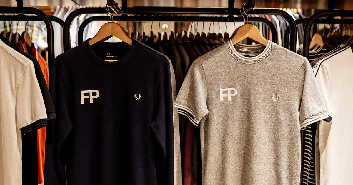 Fred Perry now offers 40% off further reductions storewide this GSS season