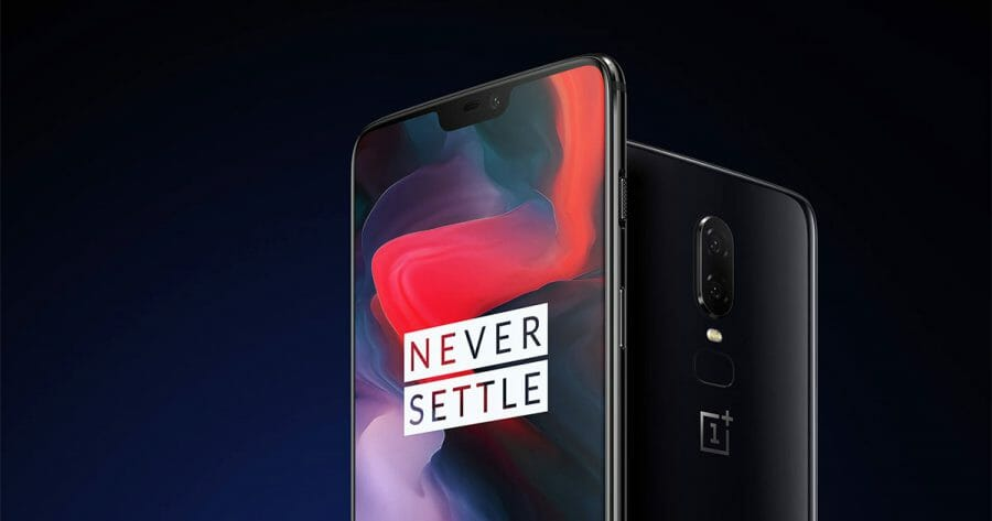 Pick up the new OnePlus 6 phone for only S$688 with free shipping, lower than its official price