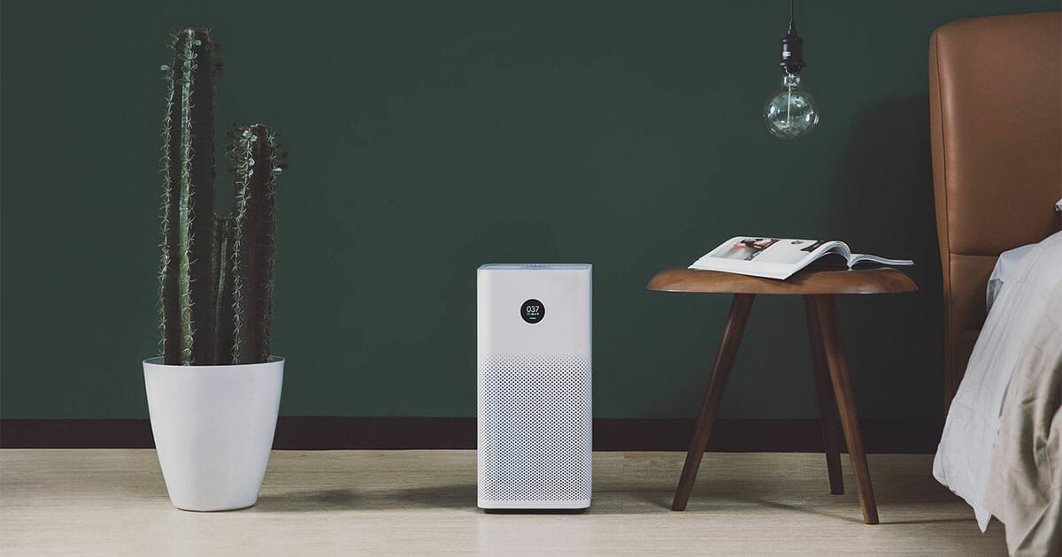 Mi Air Purifier 2S now selling at just S$168 with free shipping and 1 year warranty included