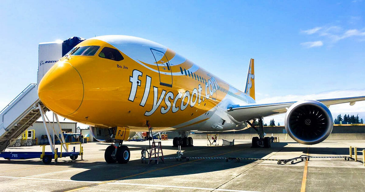 Scoot to Sydney at a discount with this promo code that takes 15% off your flight