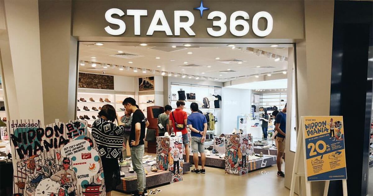 Multi-label footwear retailer STAR 360 to hold its first ever Warehouse Sale this week