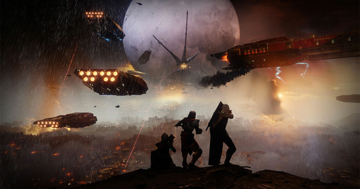 Destiny 2 now free to play for PlayStation Plus members this September