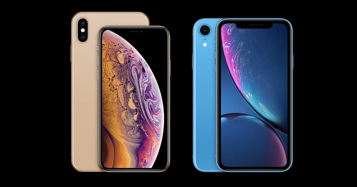 Quick look at Apple's new iPhone Xs, Xs Max and XR price and availability in Singapore