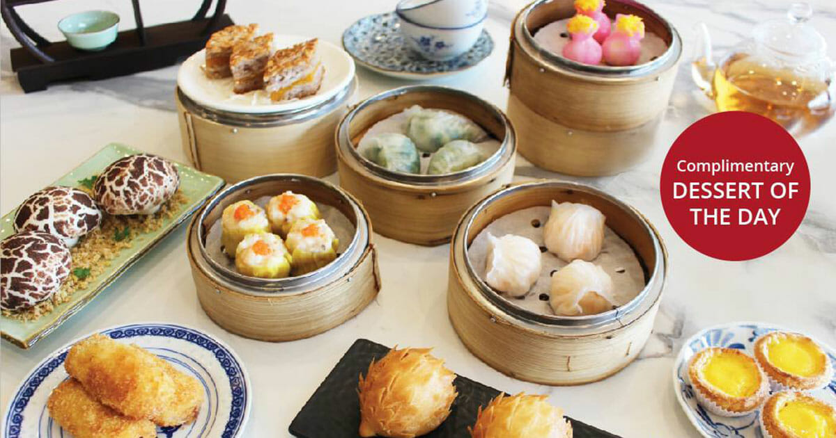 All-you-can-eat Dim Sum Buffet at $22.80 is back at Joyden Canton Orchard